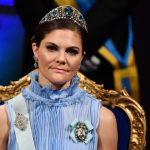 Prințesa Suediei face mâncare pentru oamenii străzii, fără să poarte mască