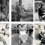 Zeci de medici stomatologi,  protest în pielea goală faţă de lipsa materialelor de protecţie