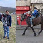 Cum arată casa pe care Moroșanu i-a cumpărat-o lui Sergiu, tânărul care a mers călare la maternitate