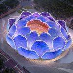 În plină criză COVID-19, China construiește cel mai mare stadion de fotbal din lume