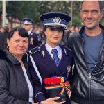 08:26 Polițiști și jandarmi donează sânge pentru o tânără din Albeni