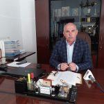 """Nemulțumit de ritmul lucrărilor la Școala """"Alexandru Ștefulescu"""". Promite verificări din două în două zile"""