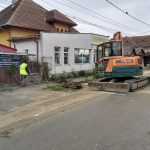 Primarul Birău: Sper să împlinim visul de 30 de ani de modernizare a Străzii Pieții