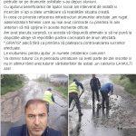 16:04 Roșia de Amaradia: Drumuri afectate de ploile torențiale