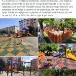 10:07 TOATE spațiile de joacă din Târgu-Jiu, acoperite cu covor sintetic