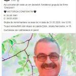 19:43 A MURIT un cunoscut afacerist din Gorj