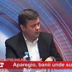 Romanescu, declarații-ȘOC: Dacă instituțiile și-ar face datoria, întreg sistemul de canalizare al Târgu-Jiului ar fi ÎNCHIS!