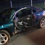 Accident produs de o tânără din Bumbești-Jiu