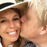 Boris Johnson şi Carrie Symonds au dat publicităţii prima imagine cu fiul lor