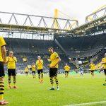 16:27 Record de audienţă cu ocazia reluării sezonului în Bundesliga