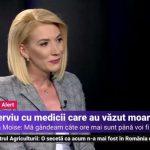 Carla Tănasie i-a cerut iertare medicului pe care l-a dat mort de coronavirus