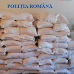 15:33 PATRU firme de panificație, VERIFICATE. 23 de tone de făină, confiscate