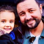 Dialogul  dintre Cătălin Măruță și fiica lui face senzație în mediul virtual