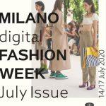 Săptămâna Modei de la Milano va avea loc online, în iulie