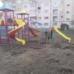 La Motru se redeschid și locurile de joacă