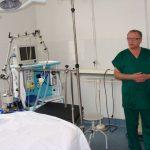08:16 Cunoscut medic, transportat la București cu elicopterul SMURD