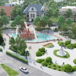 """09:02 Primarul Romanescu: Piatră cubică pe aleile Parcului """"Tudor Vladimirescu"""""""