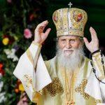 09:14 A murit ÎPS Pimen, arhiepiscopul Sucevei și Rădăuților