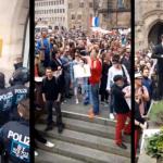 06:33 Proteste în Germania împotriva măsurilor de restricție