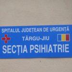 20:28 Târgu-Jiu: Spânzurat de gratiile geamului de la Psihiatrie