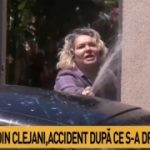 18:29 Viorica de la Clejani a aruncat cu LAPTE în reporterul Antena 3. VIDEO