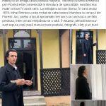 13:18 Scurt metraj, la 142 de ani de la trecerea lui Mihai Eminescu prin Florești