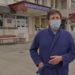 Târziu: Saloane distruse după plecarea unor pacienți
