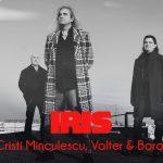 Cristi Minculescu va cânta sub numele de IRIS, din nou