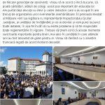 15:17 Romanescu: Absolvenții, sărbătoriți înainte de examenele naționale
