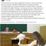 16:17 Romanescu felicită elevii de 10