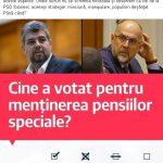 14:47 Romanescu: Ipocrizie marca PSD