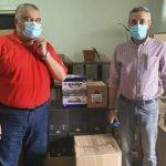 16:45 Crucea Roșie, o nouă donație către spitalele din Gorj