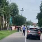 20:05 Focuri de armă la Stănești. Poliţiştii, luaţi la înjurături