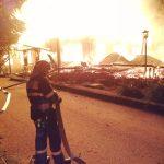 09:17 Cabana de la Cheile Buții a afaceristului gorjean Ion Firiza, DISTRUSĂ într-un incendiu