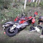 20:04 Turburea: Doi tineri, la spital în urma unui accident de motocicletă