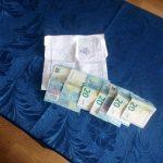 22:08 Plic cu bani, găsit la Rânca, returnat unui turist din Giurgiu
