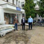 """20:01 Rovinari: DONAȚIE din Franța pentru Spitalul """"Sfântul Ștefan"""". FOTO"""