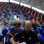 Enache, secundul lui Andrieș la echipa de senioare a CSM Târgu-Jiu
