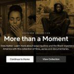 Netflix, colecție de filme și seriale ce au ca subiect principal afro-americanii