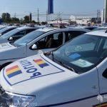 06:13 Poliţia se dotează cu autovehicule Dacia Duster, Logan şi Dokker
