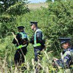 19:45 Bărbat rătăcit în pădure, găsit de polițiști
