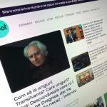 Fosta echipă Ziare.com a lansat noul site: SpotMedia