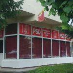 15:02 Caragea: Drapelul de la sediul PSD, distrus