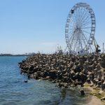 VIDEO. Tomis Eye, noua atracție de pe litoralul românesc