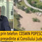 Cosmin Popescu: Finalizarea barajului de la Bumbeşti-Jiu ar aduce linişte judeţelor Gorj şi Dolj