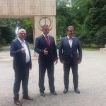 Și-a lansat candidatura la Primăria Târgu-Jiu în prezența unui fost MINISTRU