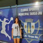 12:34 Sara Abed-Kader, primul transfer al CSM Târgu-Jiu