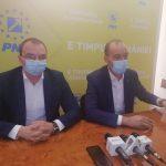 """Iulian Popescu, în prima sa conferință de presă. """"Cosmin Popescu, culmea, mai vrea un mandat!"""""""