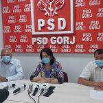 Primarii din Țicleni și Scoarța, în conferința PSD