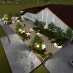 10:27 Cum va arăta zona Casei de Cultură din Turceni